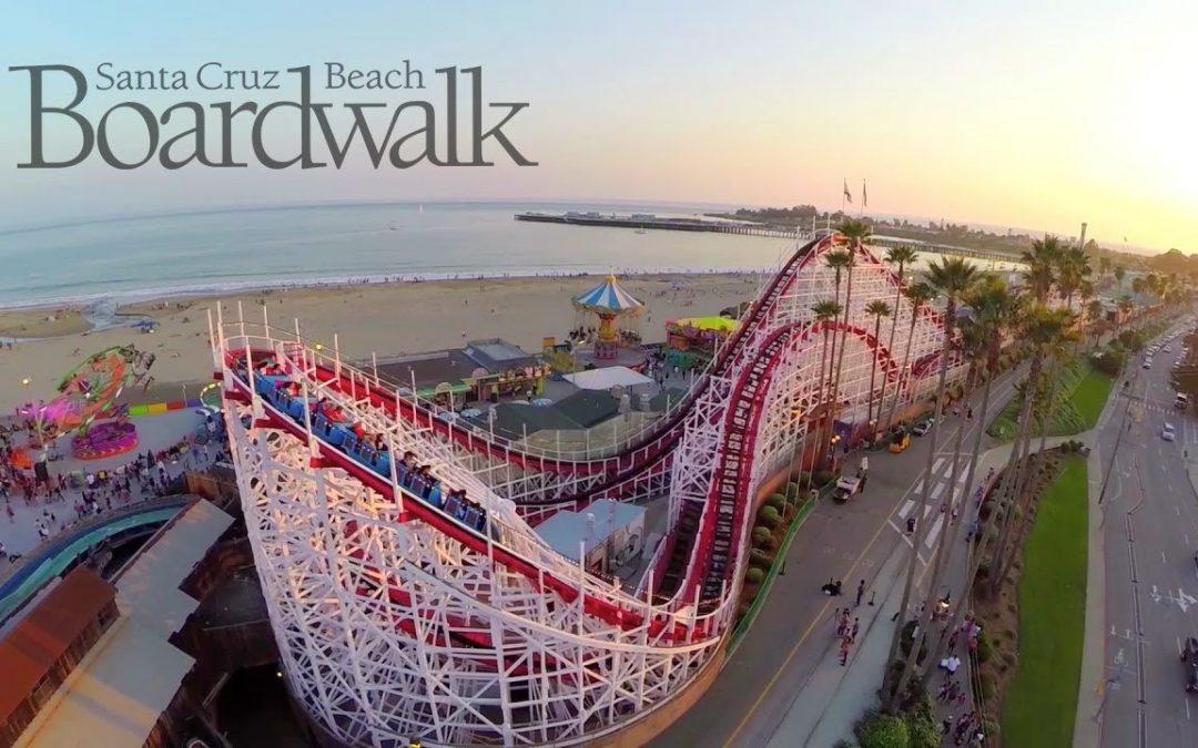 Santa Cruz Beach Boardwalk 2016 Summer Concert Series